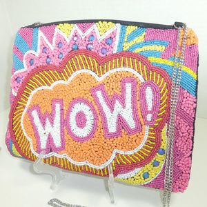 Circus by Sam Edelman WOW! Clutch Bag